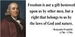 Benjamin Franklin 19