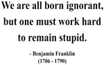 Benjamin Franklin 10