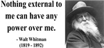Walter Whitman 6