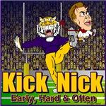 Kick Somebody