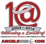 AngelsWin.com 10th Anniversary Store