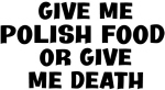 Give me Polish Food