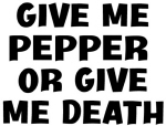 Give me Pepper