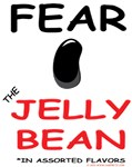 Fear the Jelly Bean- Black-Licorice