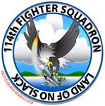 114th Fighter Squadron- Land of No Slack 2