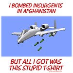I Bombed Insurgents in Afghanistan- But All I Got