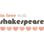 In Love With Shakespeare T-shirts Clothing Gifts