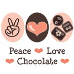 Chocolate Lover Chocolate T-shirt Gifts