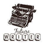 Future Writer Aspiring Author T shirt Gifts