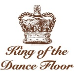 King of the Dance Floor Ballroom Gifts Clothes