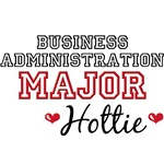 Business Administration Major Hottie T shirt Gifts