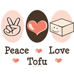 Cute Tofu Shirts Tees and Gifts