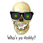 Skull Who's Yo Daddy