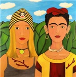frida kahlo 2012