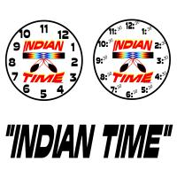 NATIVE AMERICAN CLOCKS