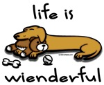 Life Is Wienderful