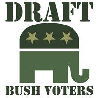DRAFT BUSH VOTERS
