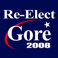 RE-ELECT GORE 2008