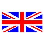 Union Flag of England