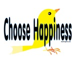 Choose Happiness Birdy