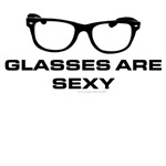 Hipster Librarian Glasses