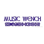 Music Wench Blue