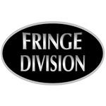Fringe Division Patch Emblem Silver on Black Oval