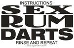 Sex, Rum, Darts