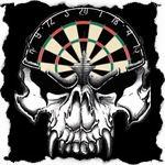 Darts Skull