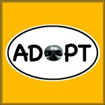 Adopt Nose White Oval