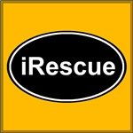 iRescue Black Oval