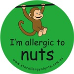 I'm allergic to nuts-green