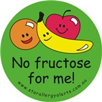 No fructose for me!