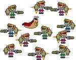Slug-Man Video Game