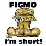 FIGMO i'm short