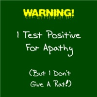 Test For Apathy