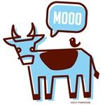 Cow Say Moo - Boy