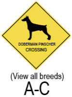 Dog Breed Crossing (A-C)