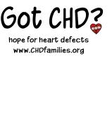 Got CHD?