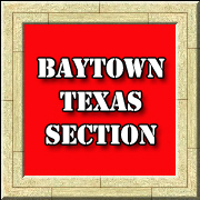 Baytown, Texas!