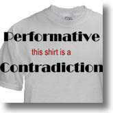 Performative Contradiction
