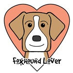 American Foxhound Lover (Tan Foxhound)