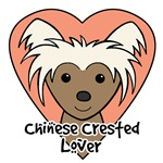 Chinese Crested Lover (Brown Chinese Crested)