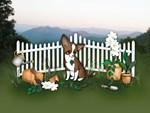 Mountain Garden Chihuahua Vandal