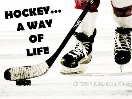 HOCKEY STUFF!