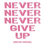 Breast Cancer Never Give Up
