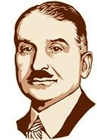 Ludwig von Mises Portrait