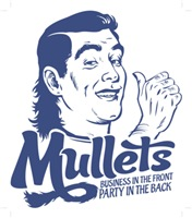 Mullets: Business In The Front, Party In The Back