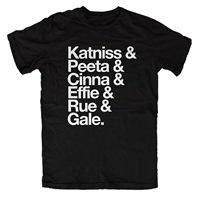 KATNISS & PEETA &