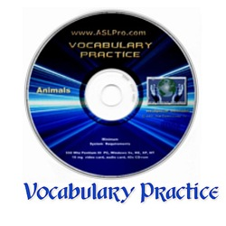 ASLPro.com - Vocabulary Practice